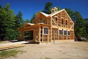 Проекты каркасных домов 7x7