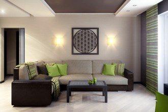 Дизайн интерьера квартиры в Перми