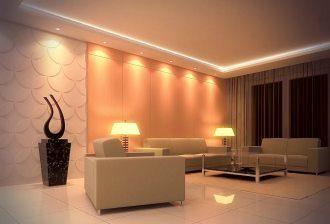Дизайн интерьера комнаты в квартире