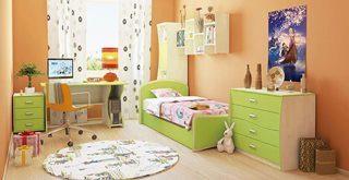 Дизайн детской комнаты в Перми