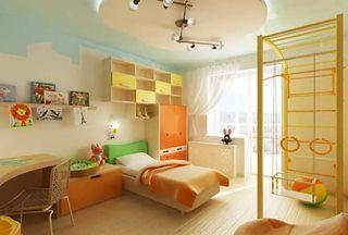 Фото варианты Дизайн детской комнаты в Перми