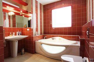 Дизайн ванной комнаты в Перми