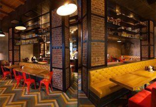 Фото варианты Дизайн интерьера кафе в Перми
