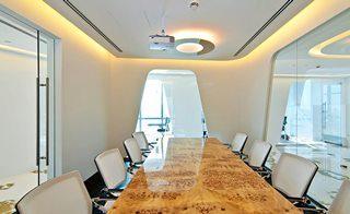 Дизайн интерьера офиса в Перми