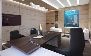 Фото варианты Дизайн интерьера офиса в Перми