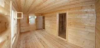Проекты домов из бруса 6х6 в Перми