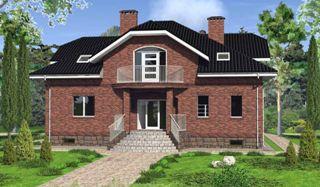 Проекты домов из кирпича 6х8 в Перми