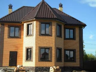 Проекты домов из кирпича 7х9 в Перми