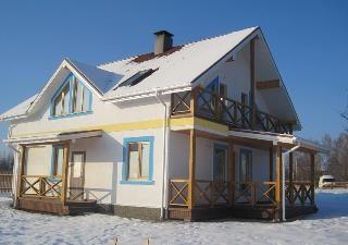 Строительство канадских домов в Перми под ключ