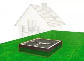 Проектирование фундамента дома в Перми