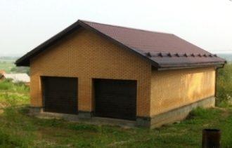 Строительство гаража в Перми