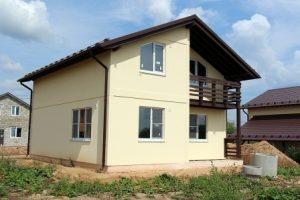 Строительство домов под ключ в Перми
