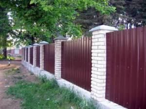 Строительство заборов в Перми