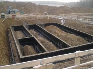 Строительство фундамента в Перми