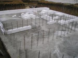 Строительство монолитных фундаментов в Перми