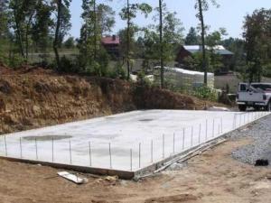 Строительство фундамента под ключ в Перми
