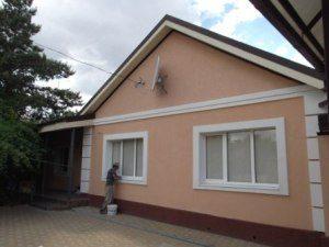 Фасадная отделка домов в Перми