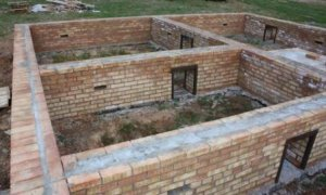 Строительство дома от фундамента до крыши в Перми