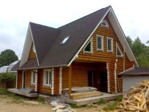 Бревенчатые дома под ключ в Перми