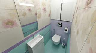 Ремонт туалета под ключ в Перми