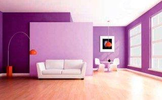Покраска стен в Перми
