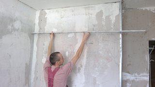 Выравнивание стен в Перми