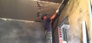 Грунтовка потолка в Перми