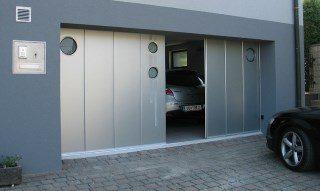 Фото процесса производства Откатные ворота гаражные в Перми